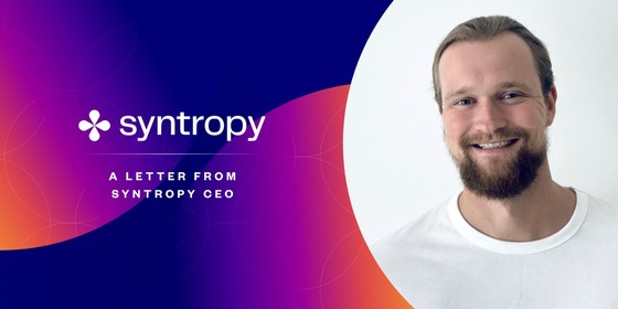 2021 Mid-Year Update: A Letter from Syntropy CEO