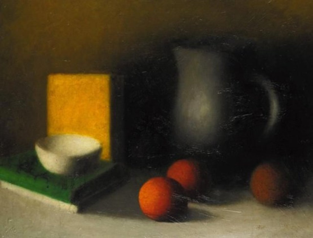 Arthur Segal'Still Life with Oranges'   1929    #art https://t.co/Mo8QHPRMOG
