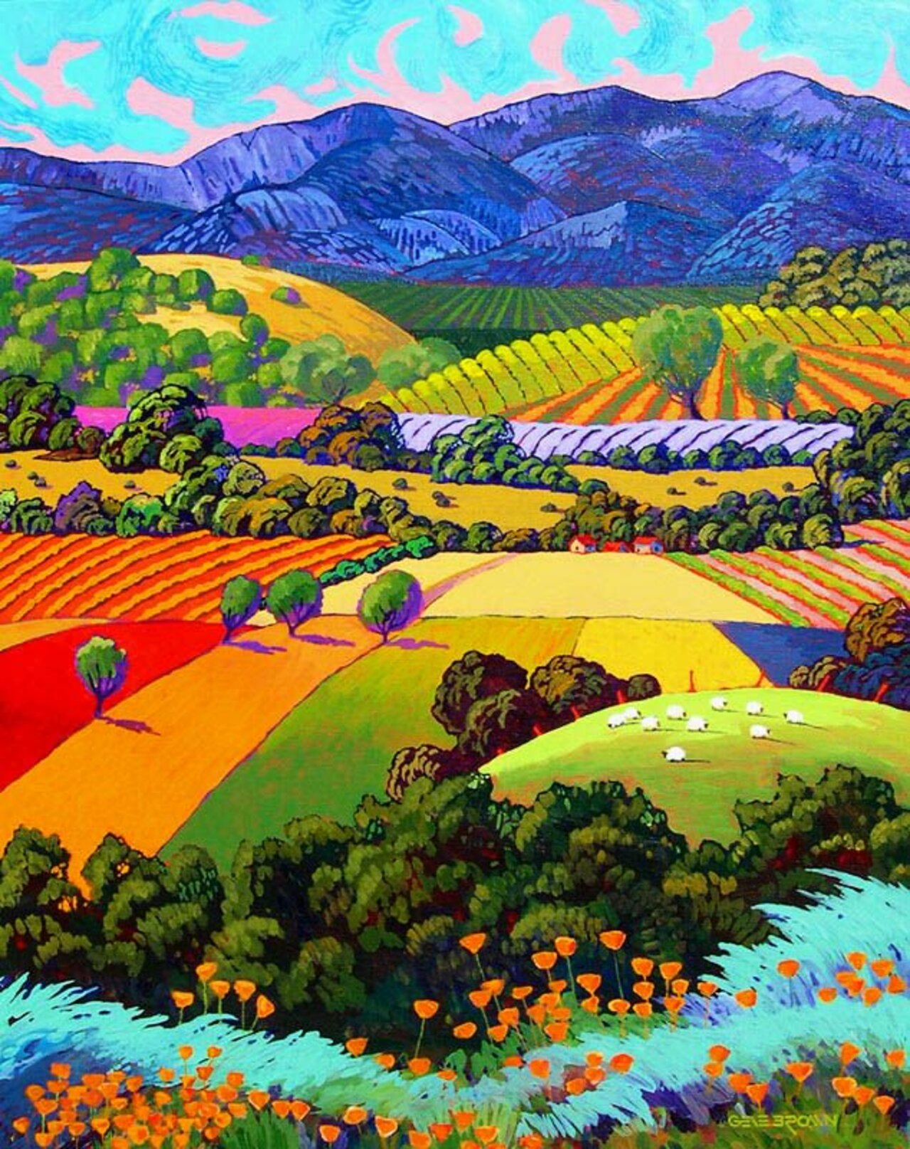 By Gene Brown#Painting #art #ArtLovers https://t.co/e4pHZM95hb