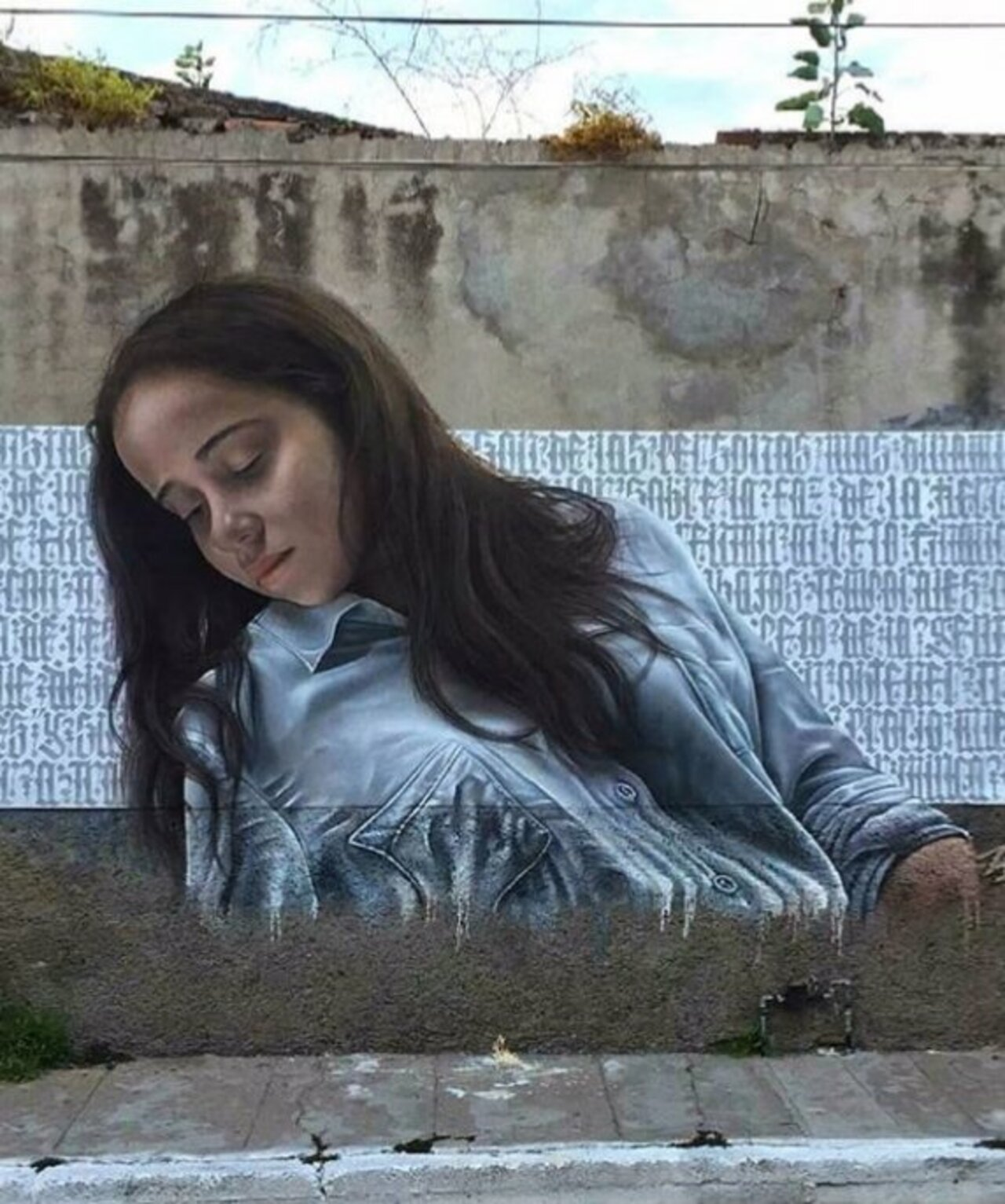 .        ....On the wall..... #streetart #graffiti #WallArt #UrbanArt #art https://t.co/mkWn87avkf